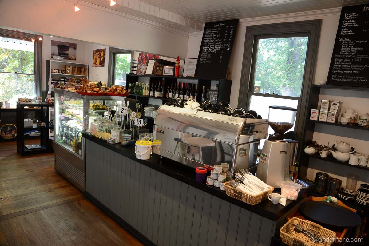 Provisions Cafe