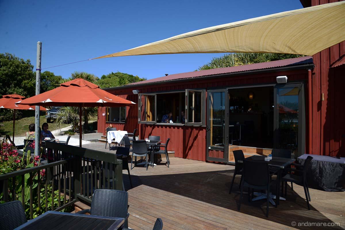 Tauranga Bay: Bay Cafe