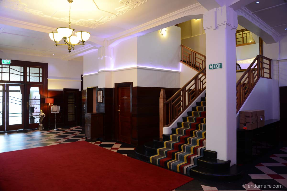Masonic – The Art Deco Hotel