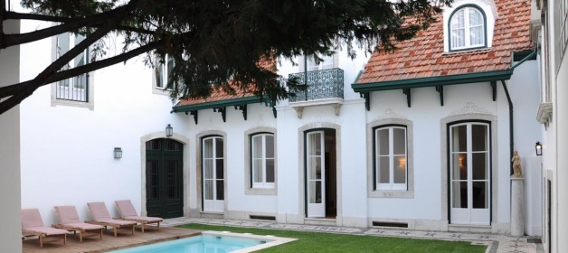 Casa Balthazar: boutique bed and breakfast in Lisbon