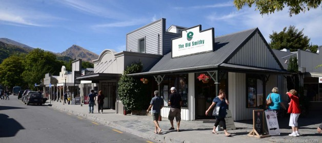 Arrowtown, our little hometown close by Queenstown