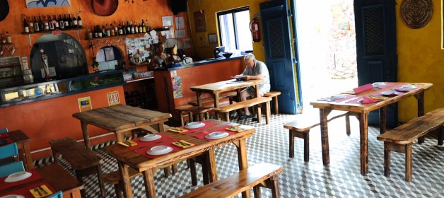 Recommendable restaurants and cafes in Aljezur