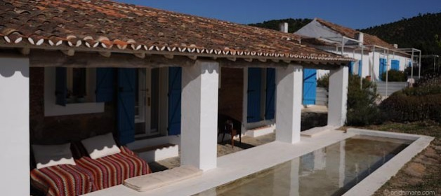 Herdade da Matinha: a surprising guest house in Cercal do Alentejo
