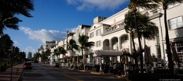 Miami Beach Ocean Drive: The Betsy Hotel