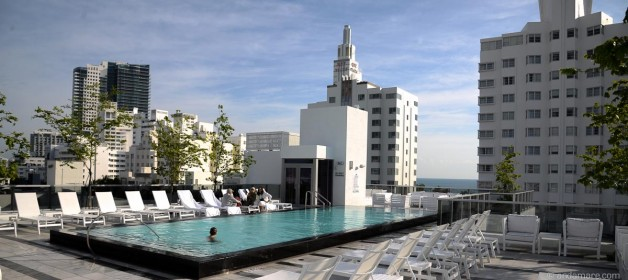 Miami Beach Beachwalk: The Gale Hotel and Lantao Restaurant