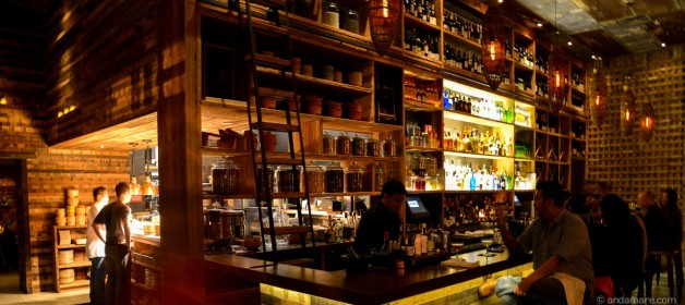 Miami Beach: Dining on Lincoln Road