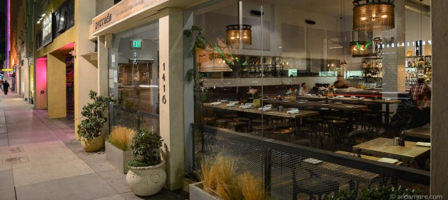 Los Angeles Santa Monica: Dining out at Mexican or Japanes?