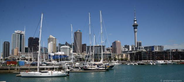 Where we are: Auckland