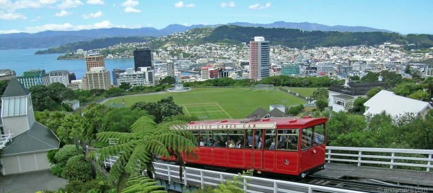 Where we are: Wellington