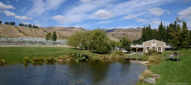 Eating out in Central Otago