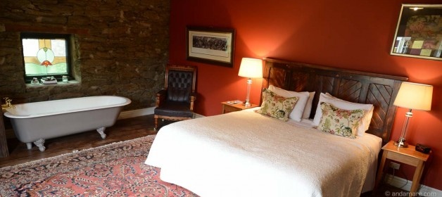 Clyde in Central Otago: Staying at Olivers Lodge & Stables