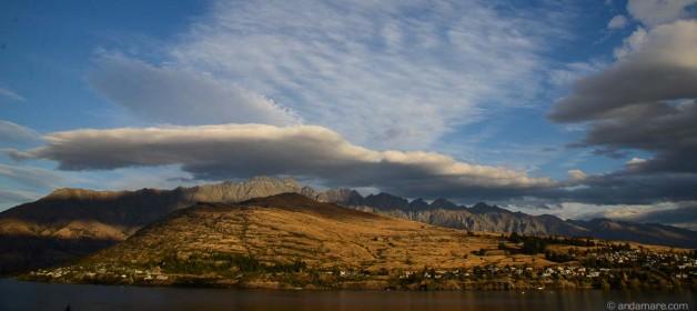 Where we are: Queenstown – Lake Wakatipu