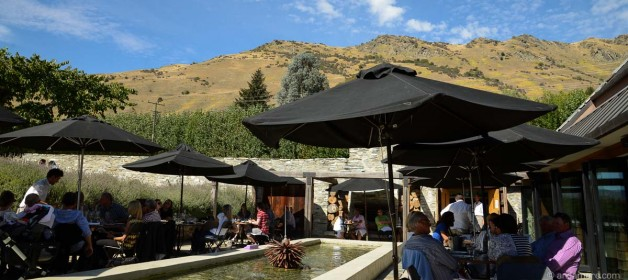 Recommendable restaurants and cafes in Arrowtown