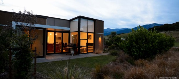 Sleeping in Kaikoura